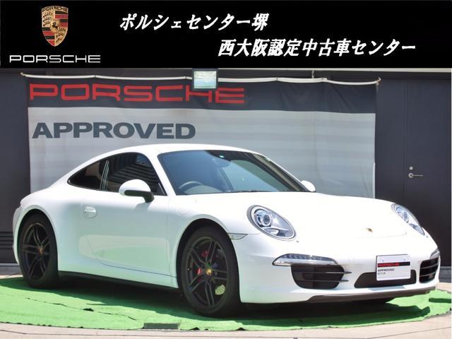 ポルシェ 911カレラ4 PASM付 新車保証継承 ワンオーナー車