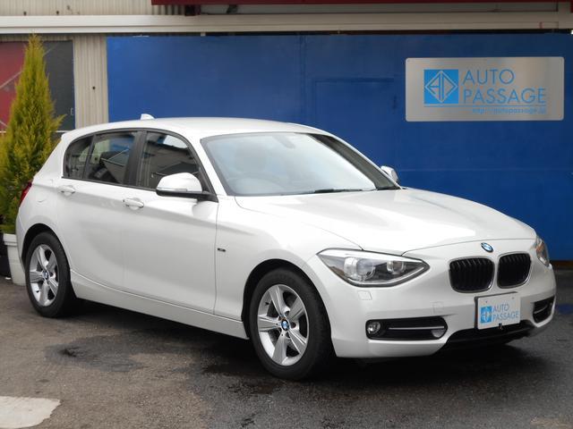 BMW 1シリーズ 116i スポーツ パーキングサポートパッケー...