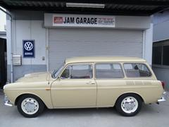 VW タイプIIIバリアント・ニューペイント・フロントディスク