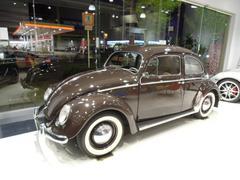 VW ビートルオーバル