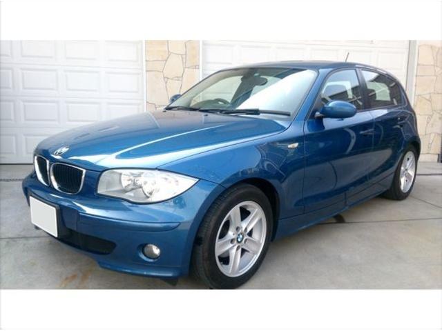 BMW 1シリーズ 118i I−Drive 純正HDDナビ ET...