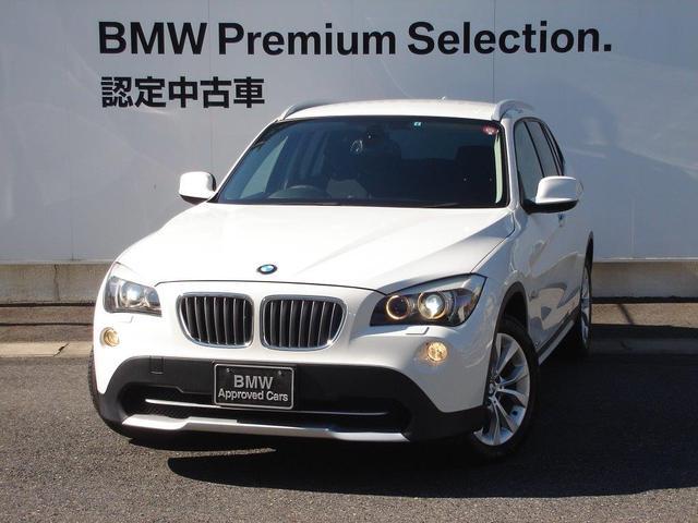 BMW X1 xDrive 25i 3.0L直列6気筒エンジン (...