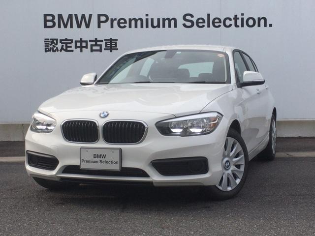 BMW 118i パーキングサポートパッケージ