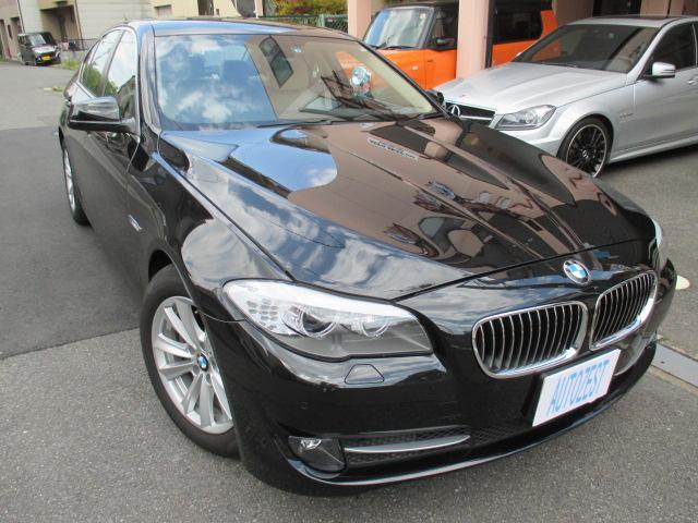 BMW 5シリーズ 523dブルーパフォーマンス ワンオーナー レ...