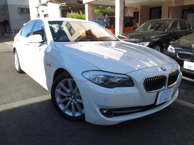 BMW 5シリーズ 528i ナビ ETC Bカメラ (車検整備付)