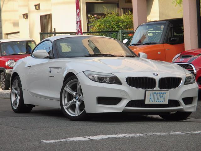 BMW Z4 sDrive23iMスポーツパッケージ 赤革 ナビ ...