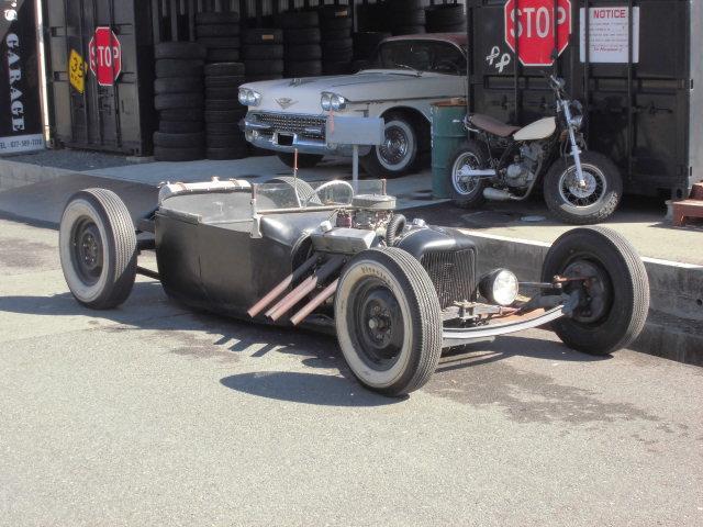 フォード モデルT ロードスター