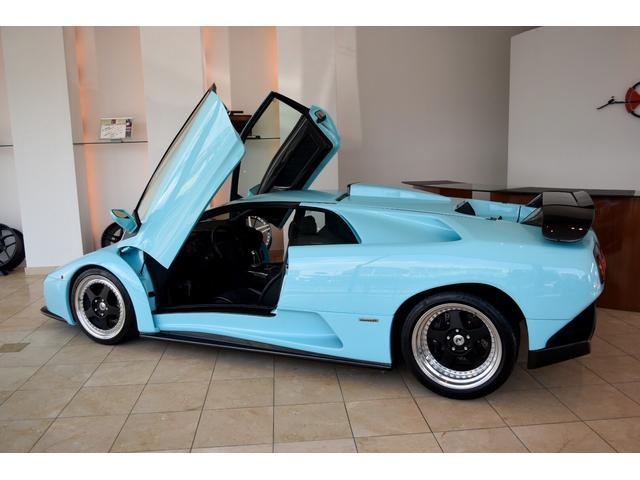 ランボルギーニ ディアブロ GT 世界限定1台スペシャルカラー