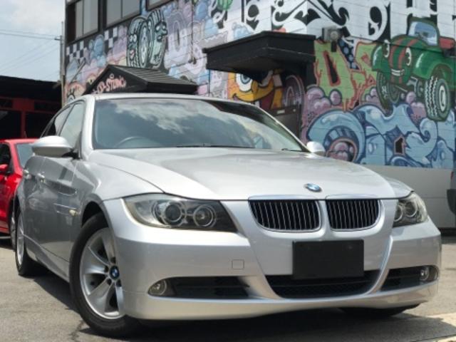 BMW 325i・サンルーフ・純正ナビ・ミラーインETC