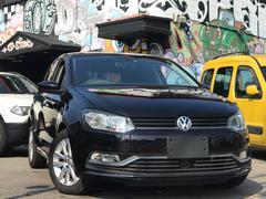 VW ポロTSIコンフォートライン 純正ナビ 地デジ Bカメラ ETC