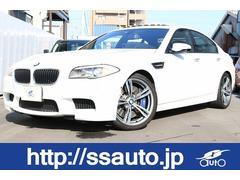 BMWM5 4.4D車 黒革 SR 20AW 障害物センサー