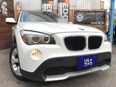 BMW X1サンルーフ/2DINケンウッドナビ移植済/TV/Bカメラ