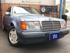 M・ベンツ300Dターボ ディーゼル・NoxPm適合 ヤナセD車 左H