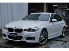 BMW318i Mスポーツ LCI 黒革 LEDヘッド 19AW