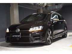 VW ゴルフRヴァリアントメーカー新車保証付・ワンオーナー