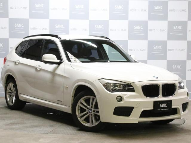 BMW sDrive 18iMスポーツ禁煙 黒革 Bカメラ 地デジ