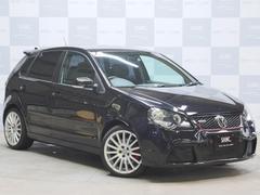 VW ポロGTIカップエディション SDナビ ETC 限定車 5MT