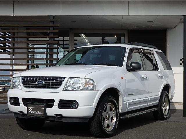 フォード エクスプローラー XLT 4WD 正規ディーラー車 (検...