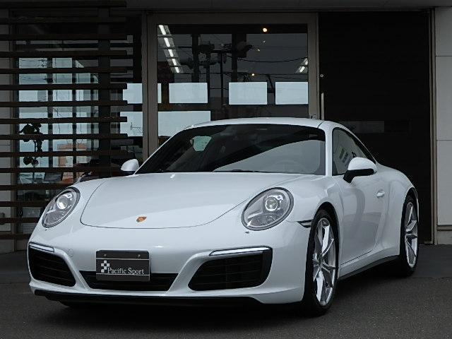 ポルシェ 911 911カレラ4 スポーツクロノPKG (検32.1)