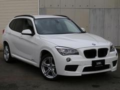 BMW X1xDrive20iMスポーツ 禁煙 純正ナビPサポートPkg