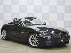 BMW Z4ロードスター2.5i ストラーダHDDナビ フルセグTV
