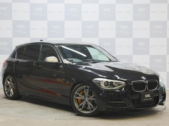 BMW 1シリーズ M135i 禁...