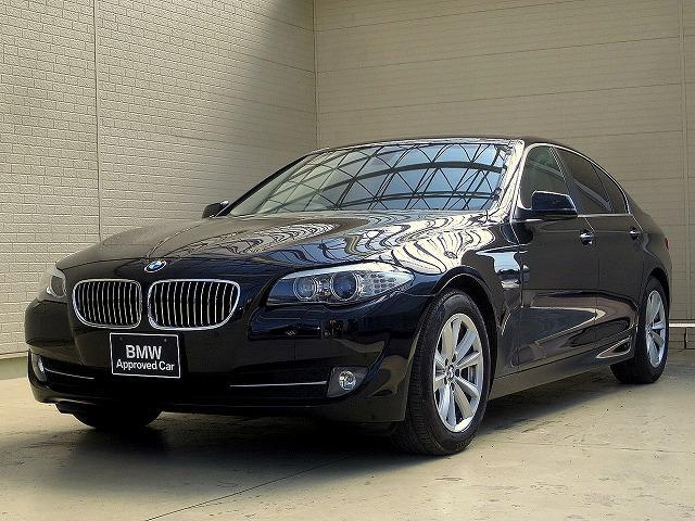 BMW 5シリーズ 523i ハイラインパッケージ 黒革 17AW...
