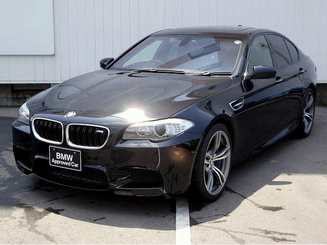 BMW M5 M5 20AW サンルーフ 黒革 オートトランク (...