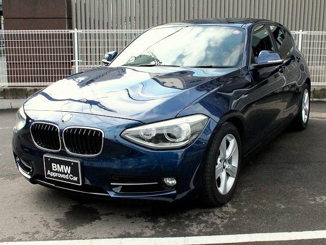 BMW 1シリーズ 116i スポーツ全国1年保証付 Mスポーツサ...