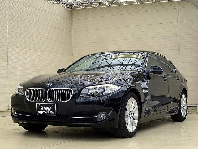 BMW 535i 18AW 黒革 コンフォートアクセス