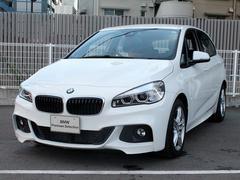 BMW218dアクティブツアラー MスポーツLEDライト