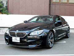 BMW M6グランクーペ シルバーストーンレザー カーボンパネル
