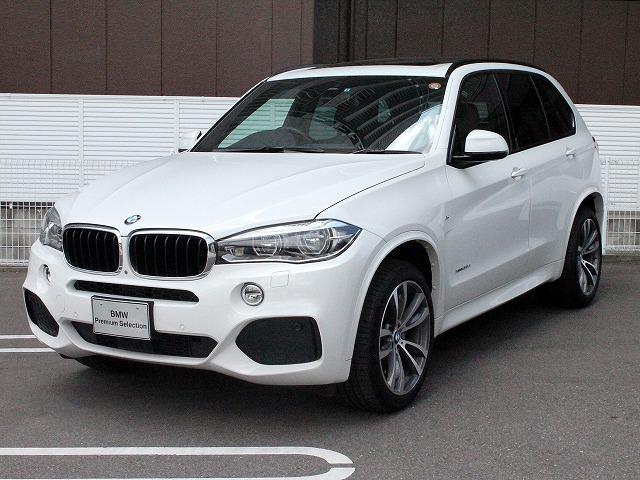 BMW xDrive 35d Mスポーツ セレクトPKGLEDライト