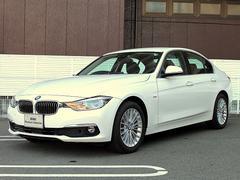 BMW320iラグジュアリー LCIモデル 黒革 ACC 17AW