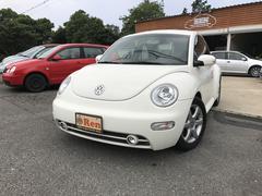 VW ニュービートルプラス左ハンドル