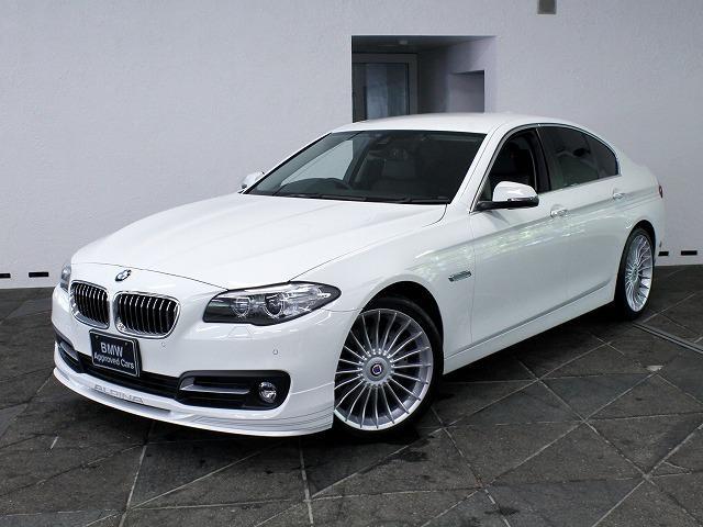 BMW bmwアルピナ d5 ターボ : goo-net.com