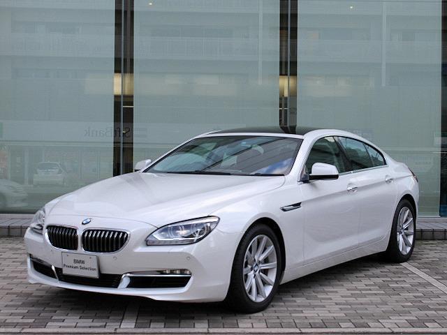 BMW 6シリーズ 640iグランクーペ LEDライト サンルーフ...