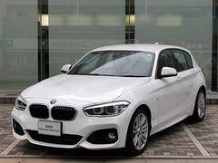 BMW118d Mスポーツ LEDライト クルコン 車線逸脱警告