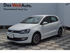 VW ポロブルーモーション 認定中古車