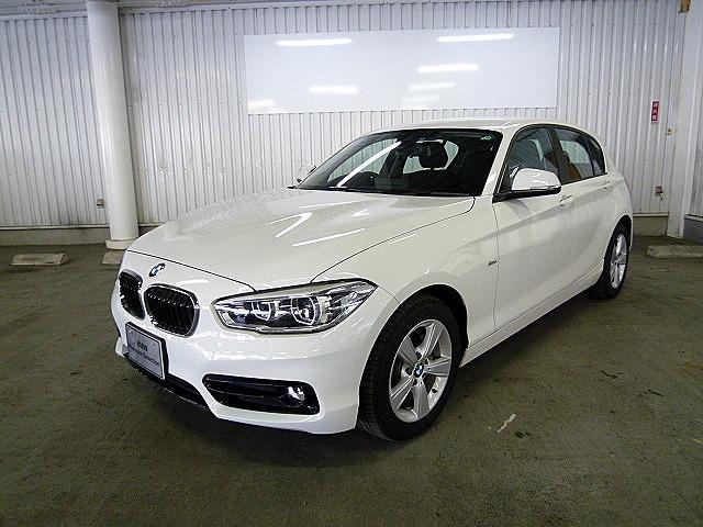 BMW 1シリーズ 118i スポーツ LEDライト パーキングサ...