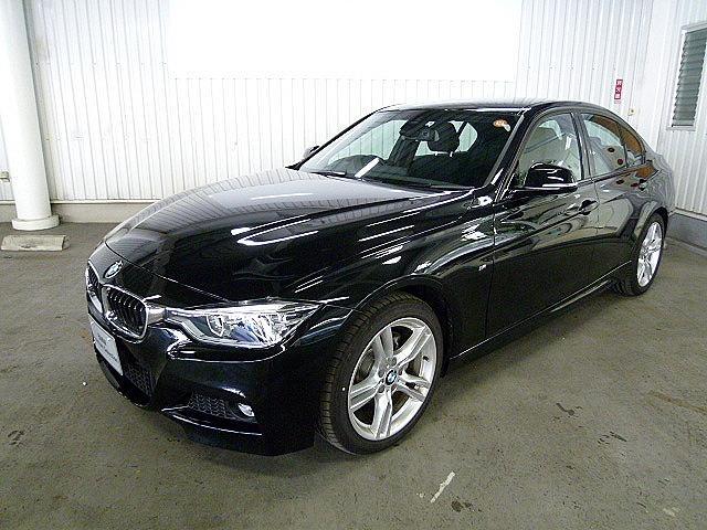 BMW 3シリーズ 318i Mスポーツ LEDライト 18AW ...