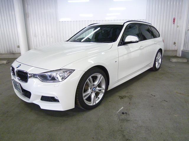 BMW 3シリーズ 320iツーリング Mスポーツ18AW ACC...