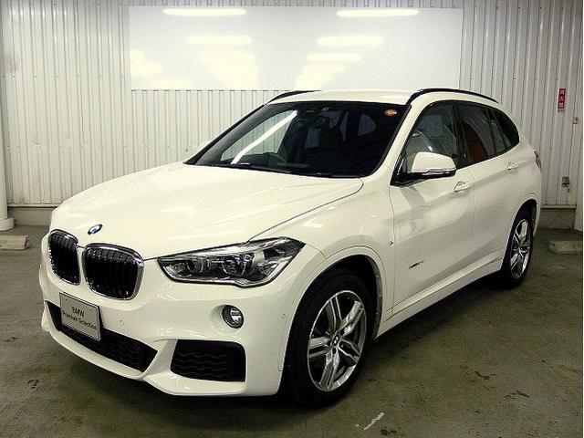 BMW xDrive 18d Mスポーツ LEDライト 18AW