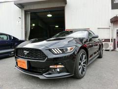 フォード マスタング2.3L エコブースト 新車並行 6MT 新車卸し 1月登録