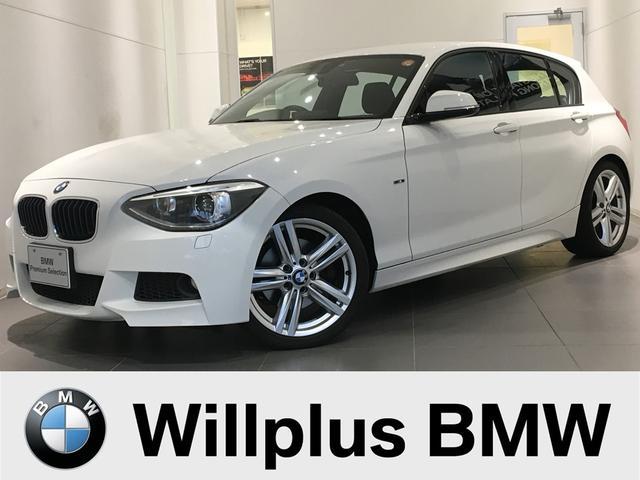 BMW 1シリーズ 120i Mスポーツ ワンオーナー 禁煙 18...