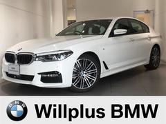 BMW530i Mスポーツ デモカー 禁煙 デビューPKG レザー