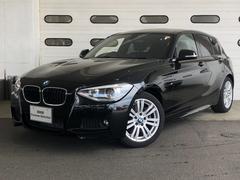 BMW116i Mスポーツ ワンオナ 禁煙 純正ナビ バックカメラ