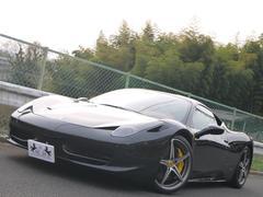 フェラーリ 458イタリア20incダイヤモンドAWカーボンブレーキ レーシングシート