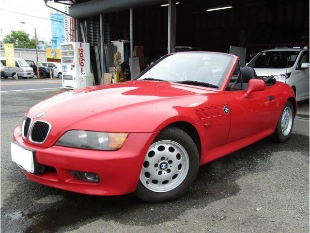 BMW Z3ロードスター 特別限定車 (検30.4)