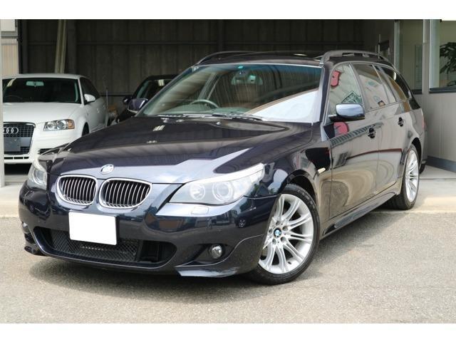 BMW 530iツーリング Mスポーツパッケージ HID